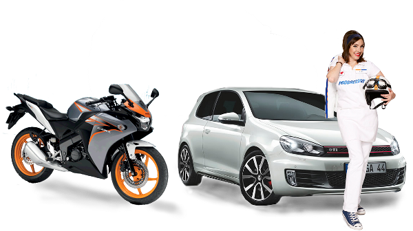South Coast Auto and Motorcycle Bundle Insurance